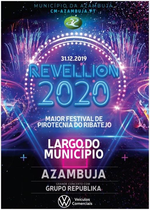 Passagem de ano 2020
