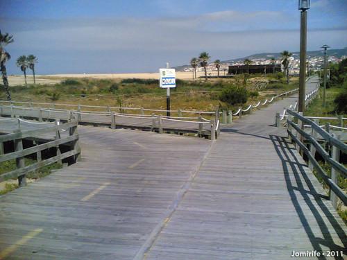 Oásis na praia da Claridade, Figueira da Foz