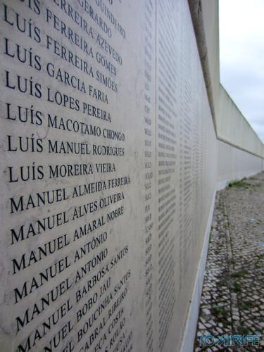 Lisboa - Museu do Combatente - Memória dos soldados que morreram ao serviço de Portugal (3) [en] Lisbon - Combatant Museum - Memory of soldiers who died in the service of Portugal