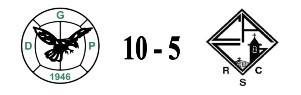 Pampilhosense - Ac. Gândaras 18ªJ DH Futsal 02-0