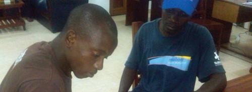 O avançado zimbabweano Gwata Tendai