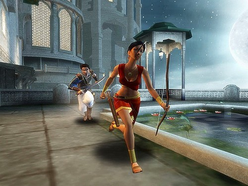 Prince of Persia The Sands of Time - imagem