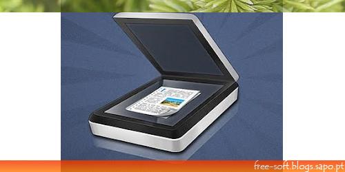 Camscanner - Aplicação de scanner para telemóvel