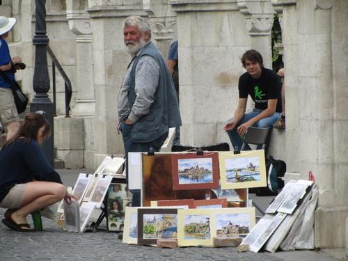 Bastião dos Pescadores - Budapeste