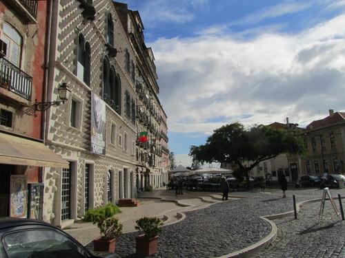 Casa dos Bicos - Lisboa
