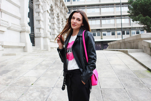ina, ina the blog, blog, blogger, look, fashion, barbie, style, trend, pink, catarina soares, portugal