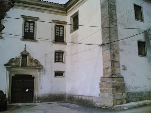 Convento de Tentúgal: Entrada