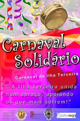 Carnaval tardio, por uma boa causa...