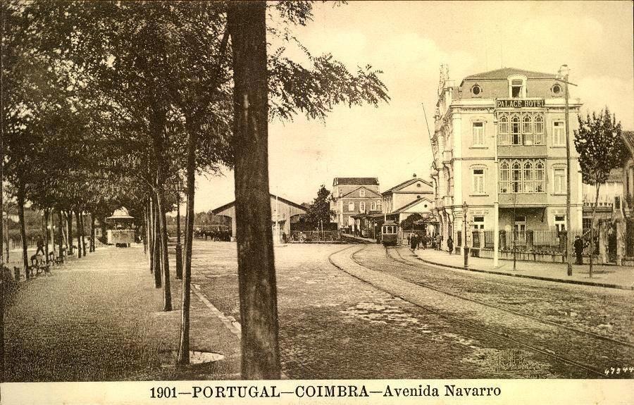 Av. Emídio Navarro antes da Estação Nova 02. Pa