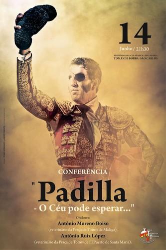 ...sobre o matador Juan José Padilla.