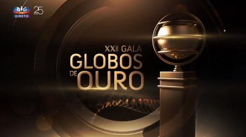 genérico XXII Gala Globos de Ouro