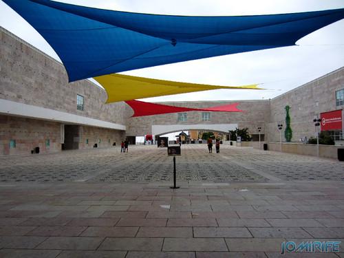 CCB Centro Cultural de Belém (5) Pátio [en] Libson - Belem Cultural Center - Patio