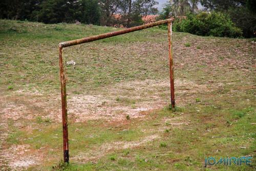Campo de futebol de Verride (15) Baliza