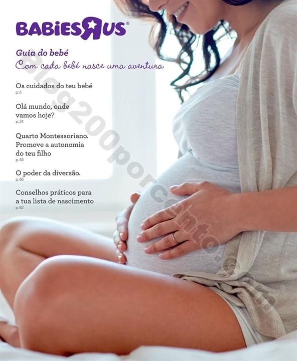 Antevisão Guia do Bebé BABIESRUS Promoções de