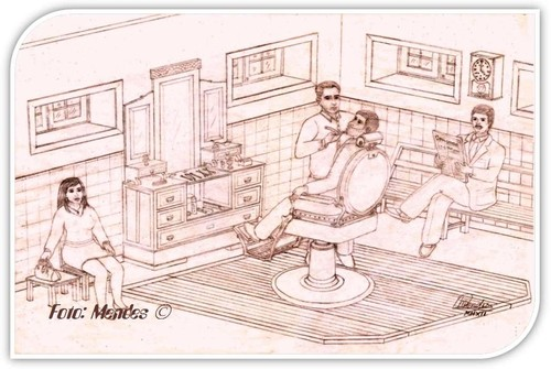 Barbearia António Mendes