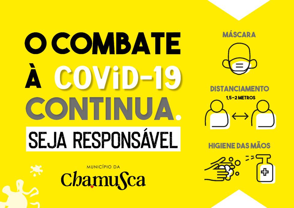 COVID-19_Campanha Sensibilização Município da C