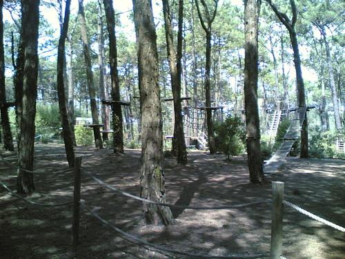 Parque Aventura na Serra da Boa Viagem, Figueira da Foz