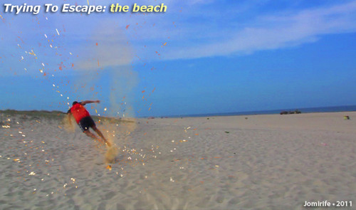 Trying To Escape: the beach - galeria 5