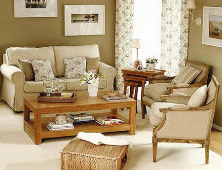 Duas alternativas para decorar sala pequena decora o e - Objetos decorativos salon ...