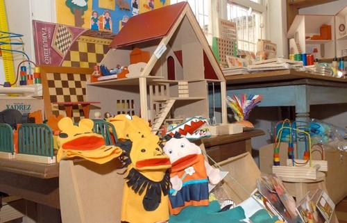 Brinquedos, brinquedos...eles são a nossa maior alegria!