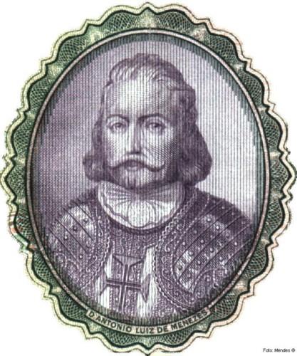 Cerva - D. antónio Luiz Menezes Marquês Marialva