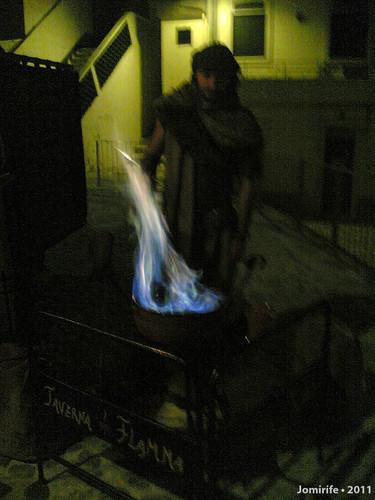 1º Festival Pirata - O homem da poção mágica