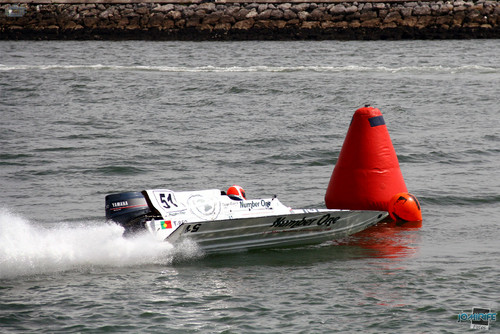 GP Motonautica (102) Corrida T850 - Tiago Évora