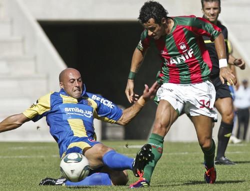 TL 2011: Marítimo-U. Madeira