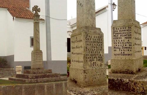 Cruzeiro de São Bartolomeu da Serra