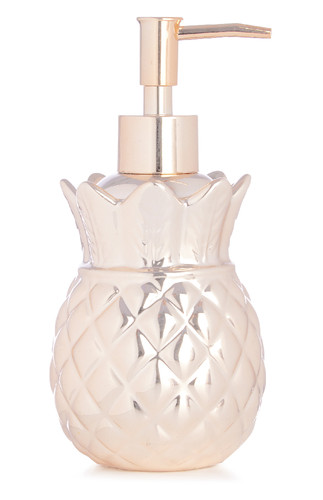 kimball-missing-pineapple soap dispenser copper, g