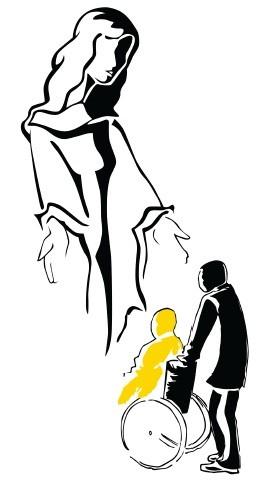 Peregrinação dos Frágeis