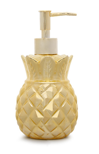 Kimball-0186101-gold pineapple dispenser, grade D
