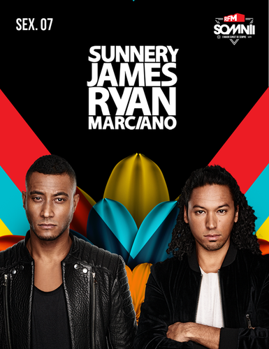 Sunnery James e Ryan Marciano somnii rfm.png