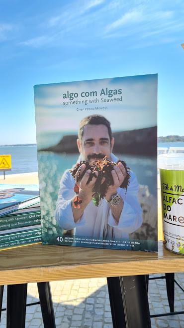 """""""algo com Algas"""""""