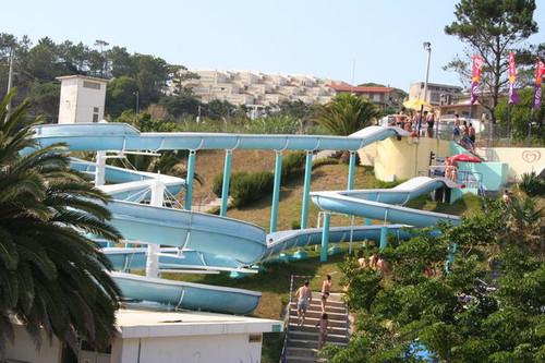 Parques aquáticos de norte a sul