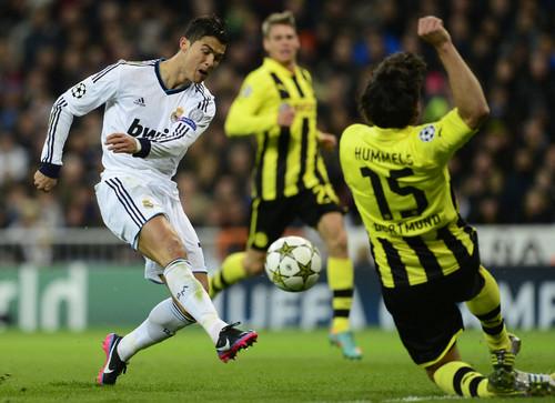 LC: Real Madrid-B.Dortmund