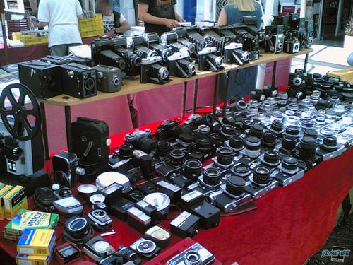 Máquinas antigas de fotografia (3)