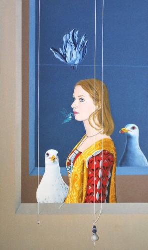 Juliane e la flor azul.JPG
