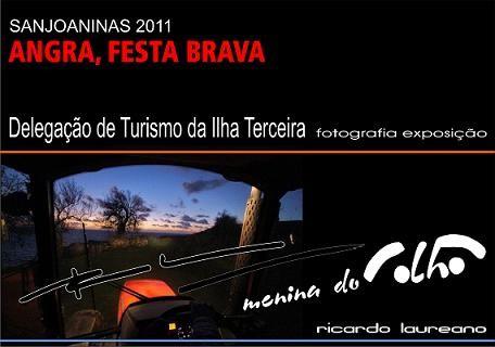 Ricardo Laureano expõe nas Sanjoaninas 2011...