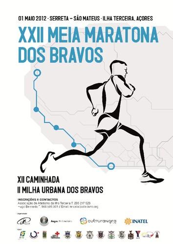 Meia Maratona dos Bravos, amanhã...