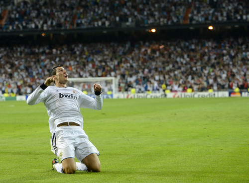 LC: R.Madrid - M. City 12/13