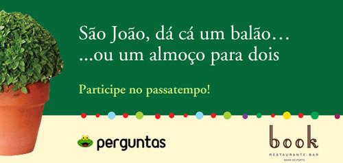 Passatempo São João
