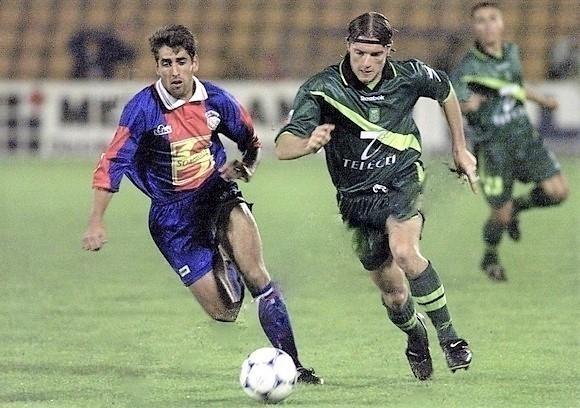 Alverca SCP 1999-00 2-1 CN 7ª jornada 17.10.1999.