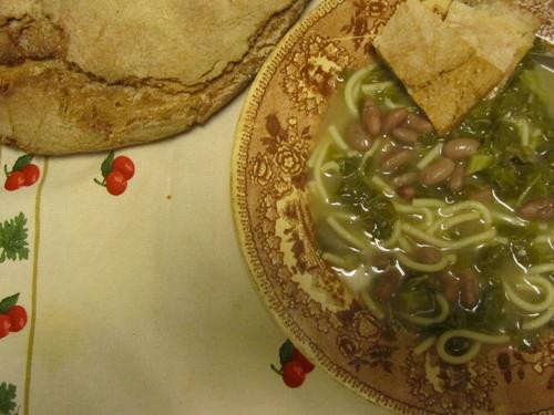 sopa da tia Palmira
