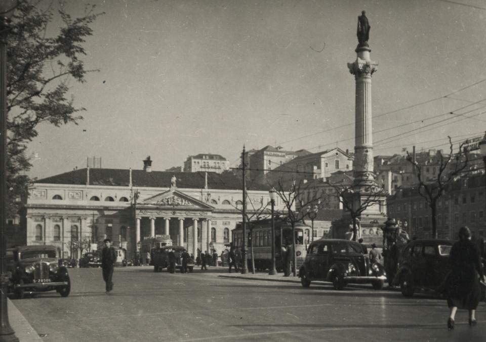 -Rossio, Lisboa (P.W. John, 1935-39)