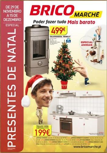 Novo Folheto | BRICOMARCHÉ | Presentes de Natal