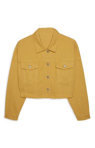 Yellow Raw Hem Jacket E19 $22.jpg