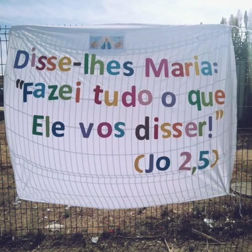 Uma Festa de Catequese Mariana