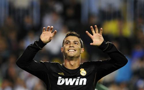 Málaga-Real Madrid 11/12