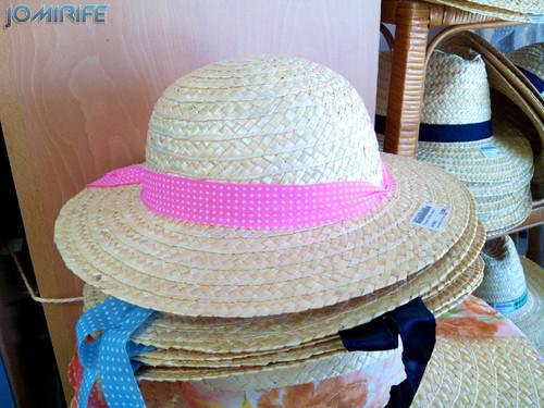 Chapéus de palha | Straw hats